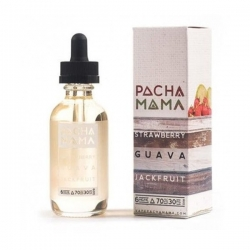 Strawberry Guava Jackfruit 60ml - Pachamama