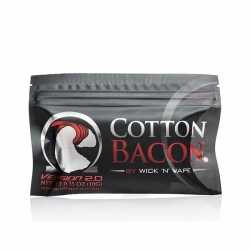 Cotton Bacon Bits (10Gr) (Algodón para Vapers)