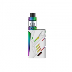KIT SMOK T-Priv 220W - White Rainbow