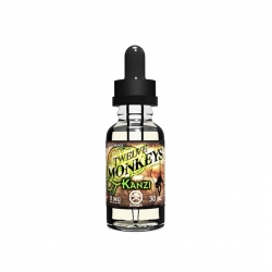 E-Juice Twelve Monkeys - KANZI 30ml