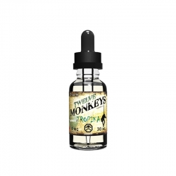 E-Juice Twelve Monkeys - TROPIKA 30ml