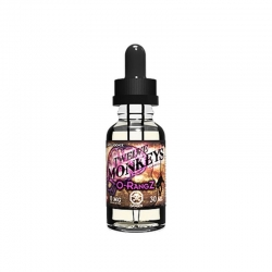 E-Juice Twelve Monkeys - O RANGZ 30ml