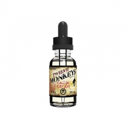 E-Juice Twelve Monkeys - CONGO CREAM