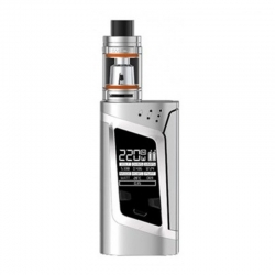 Kit Smok Alien 220W - Silver