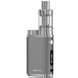 Vaper iStick Pico + Melo 3 Mini Atomizer (Color Grey)