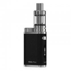 Vaper iStick Pico + Melo 3 Mini Atomizer (Color Black)