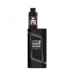 Kit Smok Alien 220W - Black/Silver