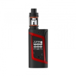 Kit Smok Alien 220W - Black/Red