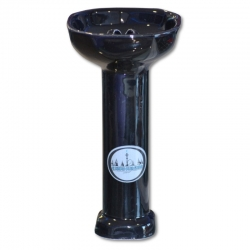 Cazoleta Tall Bowl Negro