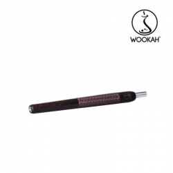 Boquilla Wookah Wenge Brown Leather
