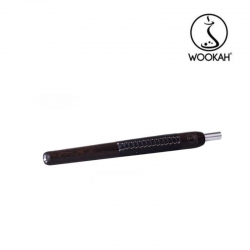 Boquilla Wookah Iroko Black Leather