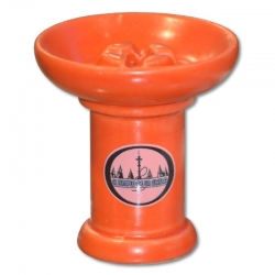 Cazoleta Travel Bowl Naranja