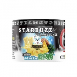 Steam Stones Starbuzz White Bear
