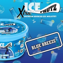 Gelatinas ice Frutz XTRA Blue Breeze