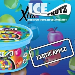 Gelatinas Ice Frutz XTRA Exotic Apple - 100 gr