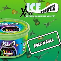Gelatinas Ice Frutz XTRA Rock and Roll - 100 gr