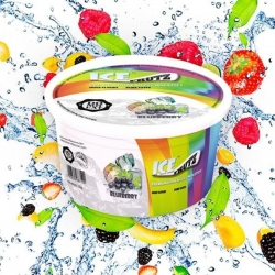 Gelatinas Ice Frutz Blueberry - 100 gr