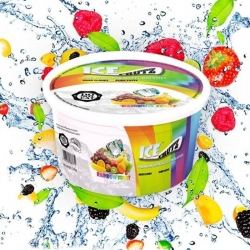 Gelatinas Ice Frutz Rainbow Fruits - 100 gr