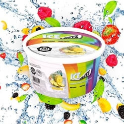 Gelatinas Ice Frutz Pineapple - 100 gr