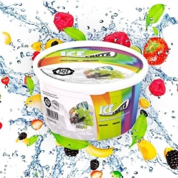 Gelatinas Ice Frutz Blueberry Grape - 100 gr