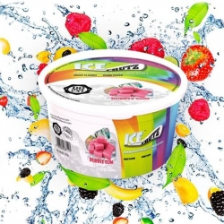 Gelatinas Ice Frutz Bubble Gum - 100 gr