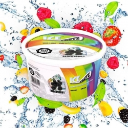 Gelatinas Ice Frutz Blackberry - 100 gr