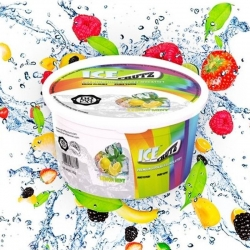 Gelatinas Ice Frutz Lemon Mint - 100 gr