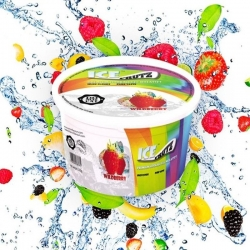 Gelatinas Ice Frutz Wildberry - 100 gr