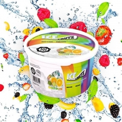 Gelatinas Ice Frutz Citrus Splash - 100 gr