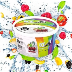 Gelatinas Ice Frutz Red Cherry - 100 gr