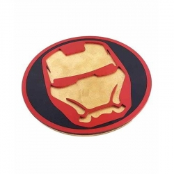 Tapete Protector De Base Iron Man