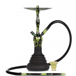 Cachimba MS Anod 44cm Green