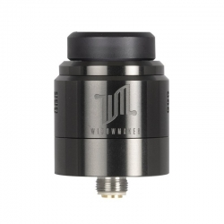RDA Widowmaker Negro Mate